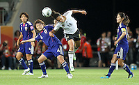 Germany vs Japan, July 9, 2011