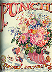 Front cover of the Summer Number of Punch Magazine - 1936 , by EH Shepard