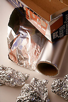 ALUMINUM FOIL (Al)<br /> Aluminum Is A Lightweight &amp; Flexible Metal<br /> The ratio of the tensile strength of aluminum, divided by density, is higher than any other metal.  It is ideal for packaging and cooking material because it is non-toxic