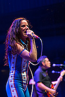 LAS VEGAS, NV - September 2, 2016,: Juliette Lewis performs at Brooklyn Bowl at The Linq in Las Vegas, NV on September 2, 2016. Credit: GDP Photos/ MediaPunch