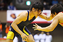 Sosuke Takatani, December 23, 2011 - Wrestling : All Japan Wrestling Championship, Men's Free Style -74kg Final at 2nd Yoyogi Gymnasium, Tokyo, Japan. (Photo by Daiju Kitamura/AFLO SPORT) [1045]