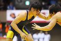 Sosuke Takatani, December 23, 2011 - Wrestling : All Japan Wrestling Championship, Men's Free Style -74kg Final at 2nd Yoyogi Gymnasium, Tokyo, Japan. (Photo by Daiju Kitamura/AFLO SPORT) [1045]