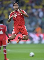 FUSSBALL   1. BUNDESLIGA   SAISON 2013/2014   SUPERCUP Borussia Dortmund - FC Bayern Muenchen           27.07.2013 Thiago Alcantara (FC Bayern Muenchen)