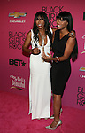 """Girlfriends Actresses Golden Brooks and Jill Marie Jones Attend """"BLACK GIRLS ROCK!"""" Honoring legendary singer Patti Labelle (Living Legend Award), hip-hop pioneer Queen Latifah (Rock Star Award), esteemed writer and producer Mara Brock Akil (Shot Caller Award), tennis icon and entrepreneur Venus Williams (Star Power Award celebrated by Chevy), community organizer Ameena Matthews (Community Activist Award), ground-breaking ballet dancer Misty Copeland (Young, Gifted & Black Award), and children's rights activist Marian Wright Edelman (Social Humanitarian Award) Hosted By Tracee Ellis Ross and Regina King Held at NJ PAC, NJ"""