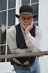 Stage Driver, Barkerville Historic Town, Mr. Hamilton