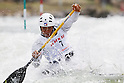 Takuya Haneda (JPN), APRIL 15, 2012 - Canoeing : 2012 Canoeing NHK Cup Slalom Competitions, Men's Canadian Single race final at Ida River, Toyama, Japan. (Photo by Yusuke Nakanishi/AFLO SPORT) [1090]