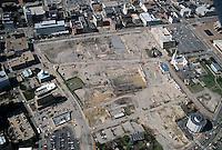 1997 March 10..Redevelopment..Macarthur Center.Downtown North (R-8)..CLOSEUP.LOOKING WEST...NEG#.NRHA#..