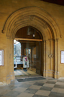 Christ Church Cathedral Oxford, New Doors