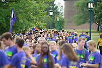 Convocation and Twilight Induction Ceremony, 2015
