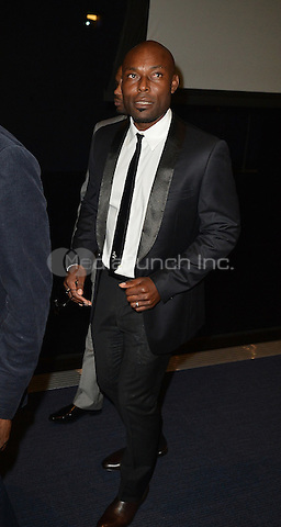 """MIAMI, FL - MAY 26: Jimmy Jean Louis attend red carpet and private screening of his new movie """"Toussaint L'Overture"""" at Little Haiti Cultural Center in on May 26, 2012 in Miami, Florida.  (photo by: MPI10/MediaPunch Inc.)"""