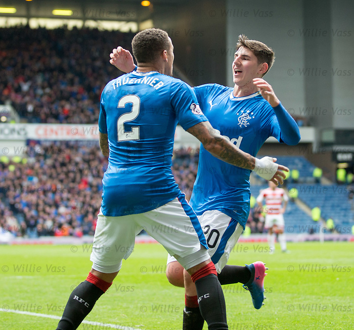 Emerson Hyndman and James Tavernier