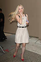 Dove Cameron At Live! With Kelly and Michael NY