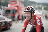 Lars Bak (DEN/Lotto-Soudal) after the finish<br /> <br /> Stage 18 (ITT) - Sallanches &rsaquo; Meg&egrave;ve (17km)<br /> 103rd Tour de France 2016