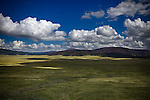 Valles Caldera Nature Preserve in northern New Mexico.
