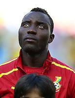 Kwadwo Asamoah of Ghana