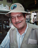 Ron Austing at the Provident Camera Shop in Cincinnati
