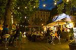 The Cottage Cafe in Geneva, Switzerland, Europe