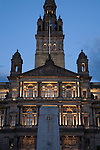 City Chambers in Glasgow, Scotland