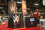 WWE Licensing Show 2015 Booth