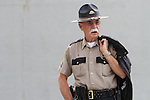 Ernest Rudder is a former school teacher, middle school principal and a current administrative Sgt. with the Laurel County Sheriff's Department. He taught high school biology, and worked in the Bush school district for a total of 31 years. Photo by Kirsten Holliday