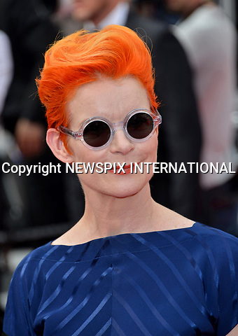 18.05.2017; Cannes, France: SANDY PAWELL<br /> attends the premiere of &ldquo;Wonderstruck&rdquo; at the 70th Cannes Film Festival, Cannes<br /> Mandatory Credit Photo: &copy;NEWSPIX INTERNATIONAL<br /> <br /> IMMEDIATE CONFIRMATION OF USAGE REQUIRED:<br /> Newspix International, 31 Chinnery Hill, Bishop's Stortford, ENGLAND CM23 3PS<br /> Tel:+441279 324672  ; Fax: +441279656877<br /> Mobile:  07775681153<br /> e-mail: info@newspixinternational.co.uk<br /> Usage Implies Acceptance of Our Terms &amp; Conditions<br /> Please refer to usage terms. All Fees Payable To Newspix International