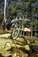 Red Bull mountain bike event