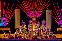 Tahiti-Heiva Festival-Musicians