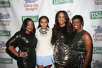 Shante Bacon, Angela Simmons, Charlene Dance and Saptosa Foster Attend 135th Street Agency Holiday Party Featuring the Beautiful Textures 2014 Upfront! And Special Performance by Atlantic Records' Sevyn Streeter Hosted by Angela Yee, Angela Simmons and Sway Calloway Held at Arena, NY