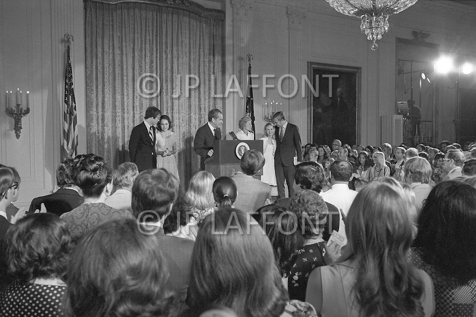 Watergate Scandal - Retrospective | Jean Pierre Laffont