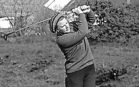 Carole McAuley, Belfast, N Ireland, leading Ulster woman amateur golfer, 1968050134b..Copyright Image from Victor Patterson, 54 Dorchester Park, Belfast, United Kingdom, UK.  Tel: +44 28 90661296; Mobile: +44 7802 353836; Voicemail: +44 20 88167153;  Email1: victorpatterson@me.com; Email2: victor@victorpatterson.com..For my Terms and Conditions of Use go to http://www.victorpatterson.com/Terms_%26_Conditions.html