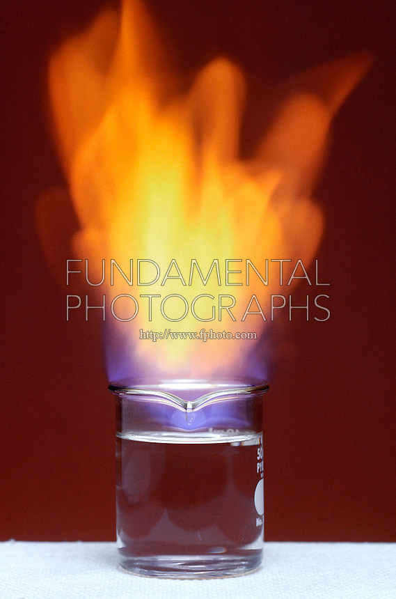 ETHANOL BURNING<br />