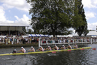 Henley, GREAT BRITAIN, Ladies Challenge Plate, Leander Club, 2008 Henley Royal Regatta  on Saturday, 05/07/2008,  Henley on Thames. ENGLAND. [Mandatory Credit:  Peter SPURRIER / Intersport Images] Rowing Courses, Henley Reach, Henley, ENGLAND . HRR