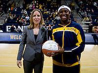 CAL Women's Basketball v. Oregon, February 22, 2013