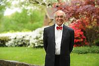 NWA Democrat-Gazette/ANDY SHUPE - Joe Candido is a longtime English professor and Shakespeare scholar at the University of Arkansas. April 18, 2015.