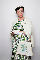 Gillian Taylor is pictured at The 2012 Historic Houses Trust of NSW annual Fifties Fair at Rose Seidler House, Sydney. Picture James Horan