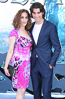 HOLLYWOOD, LOS ANGELES, CA, USA - MAY 28: Monique Michael, Blake Michael at the World Premiere Of Disney's 'Maleficent' held at the El Capitan Theatre on May 28, 2014 in Hollywood, Los Angeles, California, United States. (Photo by Xavier Collin/Celebrity Monitor)