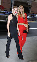 NEW YORK, NY-September 08: Rose Smith, Bridget Malcolm at Daily Front Row Fashion Media Awards at Park Hyatt in New York. NY September 08, 2016. Credit:RW/MediaPunch