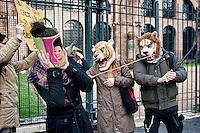 No al Circo con gli Animali