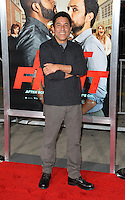 Oscar Nunez at the world premiere for &quot;Fist Fight&quot; at the Regency Village Theatre, Westwood, Los Angeles, USA 13 February  2017<br /> Picture: Paul Smith/Featureflash/SilverHub 0208 004 5359 sales@silverhubmedia.com