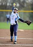 5-10-14, Skyline High School softball in action at Skyline Invite