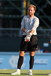14 August 2015: North Carolina's James Pyle. The University of North Carolina Tar Heels hosted the Winthrop University Eagles at Fetzer Field in Chapel Hill, NC in a 2015 NCAA Division I Men's Soccer preseason exhibition. North Carolina won the game 4-1.