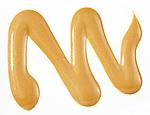 clairns liquid nailpolish gold smear