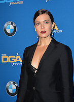 Mandy Moore at the 69th Annual Directors Guild of America Awards (DGA Awards) at the Beverly Hilton Hotel, Beverly Hills, USA 4th February  2017<br /> Picture: Paul Smith/Featureflash/SilverHub 0208 004 5359 sales@silverhubmedia.com