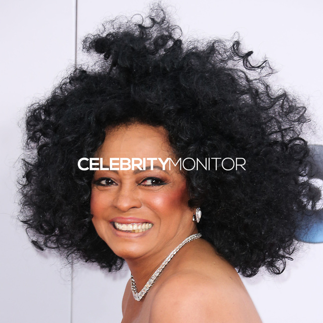 LOS ANGELES, CA, USA - NOVEMBER 23: Diana Ross arrives at the 2014 American Music Awards held at Nokia Theatre L.A. Live on November 23, 2014 in Los Angeles, California, United States. (Photo by Xavier Collin/Celebrity Monitor)