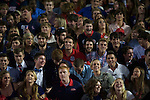 The Ole Miss student section vs. Vanderbilt at Vaught-Hemingway Stadium in Oxford, Miss. on Saturday, November 10, 2012.