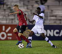 Bryce Alderson, Alfred Koroma. The United States defeated Canada, 3-0, during the final game of the CONCACAF Men's Under 17 Championship at Catherine Hall Stadium in Montego Bay, Jamaica.