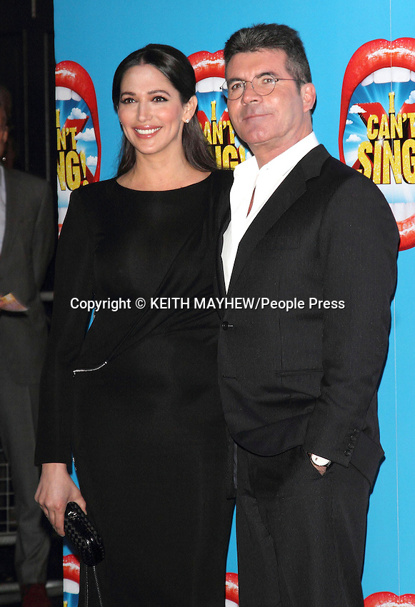 'I Can't Sing - the X Factor Musical' Press Night at the London Palladium, London on March 26th 2014 <br /><br />Photo by Keith Mayhew