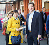 Caroline Pidgeon, Liberal Democrat Mayoral candidate campaigning with former Liberal Democrat Leader and Deputy Prime Minister Nick Clegg MP at Putney railway station, London, Great Britain <br /> <br /> 4th May 2016 <br /> <br /> <br /> <br /> Photograph by Elliott Franks <br /> Image licensed to Elliott Franks Photography Services