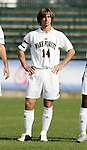Wake's Ryan Solle on Tuesday, November 8th, 2005 at SAS Stadium in Cary, North Carolina. The Wake Forest Demon Deacons defeated the Boston College Eagles 4-0 during their Atlantic Coast Conference Tournament Play-In game.