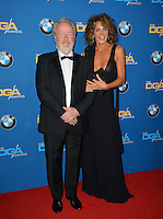 Ridley Scott &amp; Giannina Facio at the 69th Annual Directors Guild of America Awards (DGA Awards) at the Beverly Hilton Hotel, Beverly Hills, USA 4th February  2017<br /> Picture: Paul Smith/Featureflash/SilverHub 0208 004 5359 sales@silverhubmedia.com